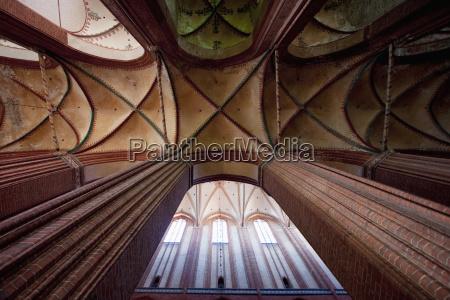 krypta st nikolai church wismar niemcy