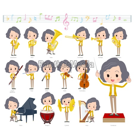 yellow jacket middle womenclassic music