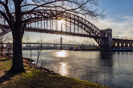 hell gate i rfk triboro mosty
