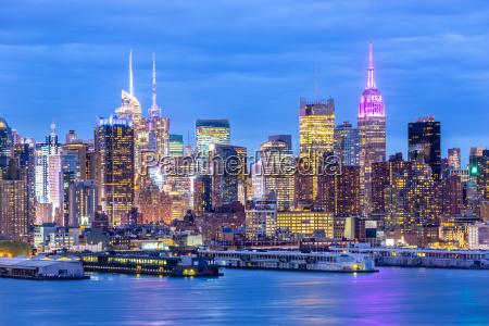 west new york city midtown manhattan