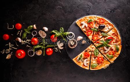 koncepcja pizzy