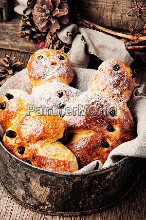 christmas symbol baking