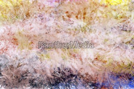 pelna rama abstrakcyjnego wzoru
