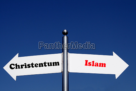 chrzescijanstwo lub islam