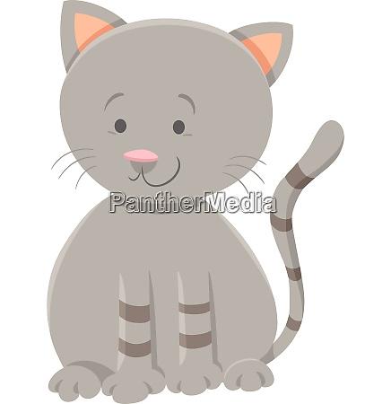 slodkie kitten kreskowka charakter zwierze