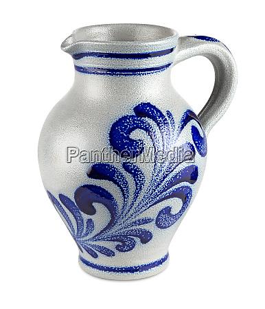 apple wine stone mug