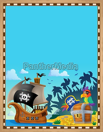 pirate topic parchment 7