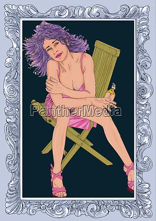 kobieta erotyczne wyrafinowana i zmyslowa