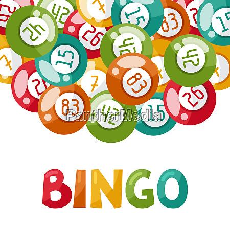 powodzenia dzialalnosc rekreacja pilki bingo karta