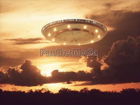 niezidentyfikowane latajace obiekty ufo