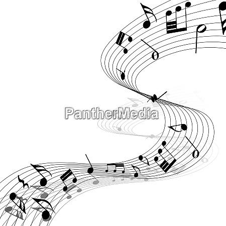 muzyczne elementy projektu z muzyka pracownikow