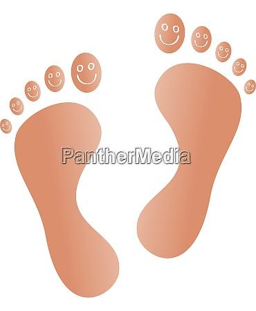stopy usmiech pielegnacja stop styl zycia