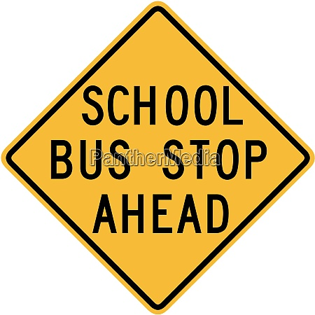 scuola bus fermata avanti