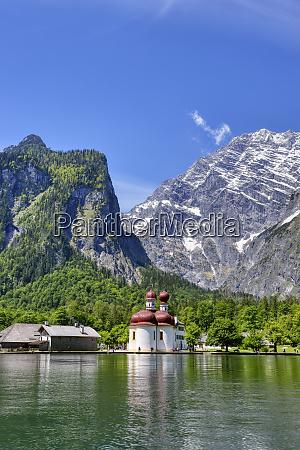 germany bavaria berchtesgadener land st bartholomew