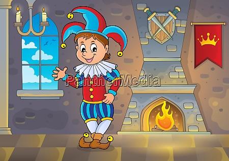 happy jester theme image 2