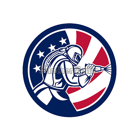 amerykanska piaskowanie szlifierki do piaskowania ikona