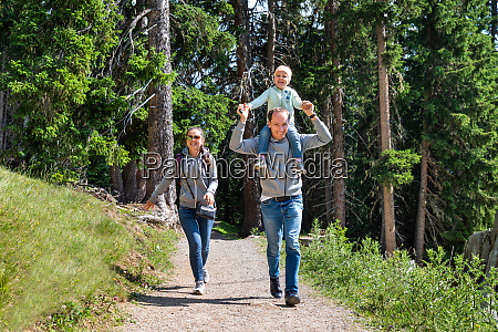 rodzinny szlak turystyczny