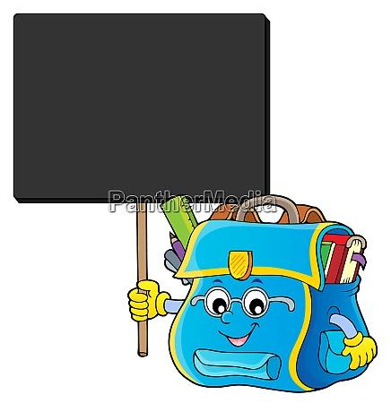 happy schoolbag topic image 7
