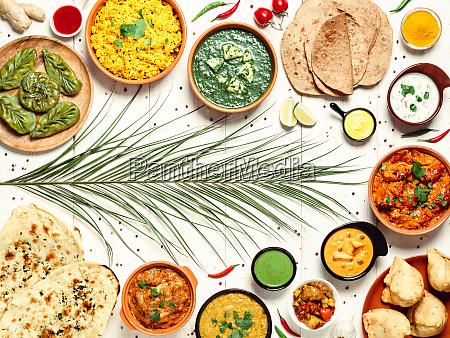 indyjskie potrawy i dania kuchni indyjskiej