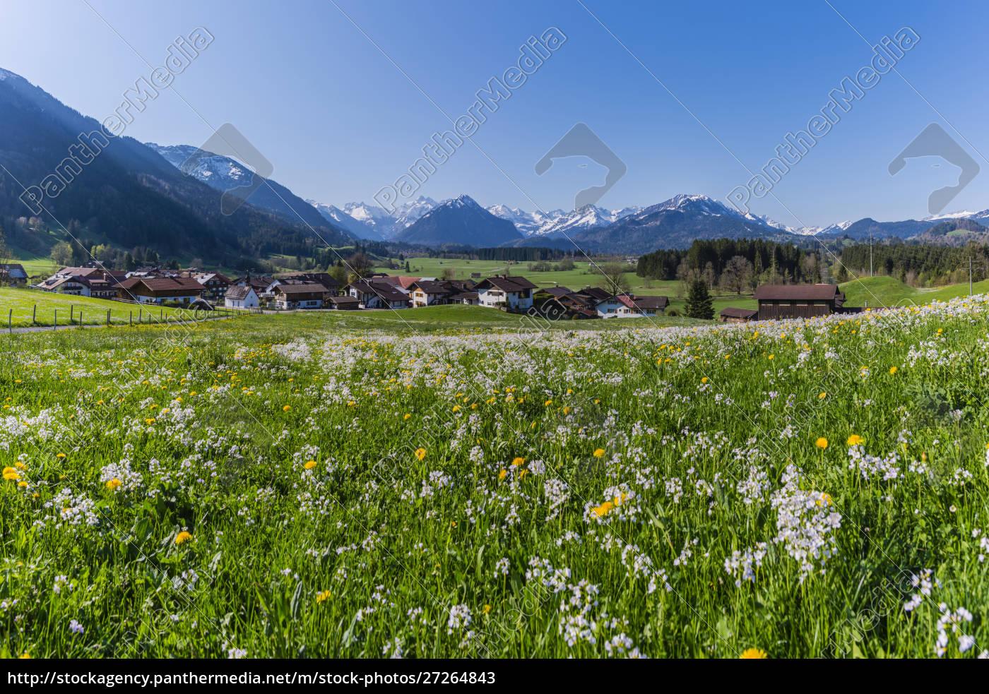 germany, , bavaria, , allgaeu, , oberallgaeu, , allgaeu, alps, - 27264843
