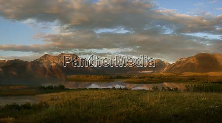 canada alberta waterton lakes national park