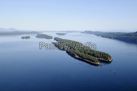 canada british columbia gulf islands wallace