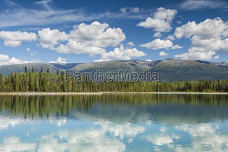 canada british columbia boya lake provincial