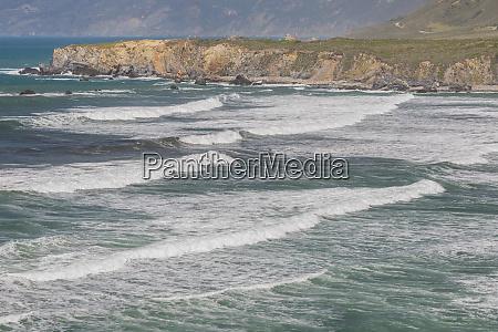 usa california big sur coastal landscape