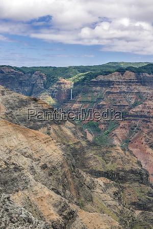 hawaii kauai waimea canyon