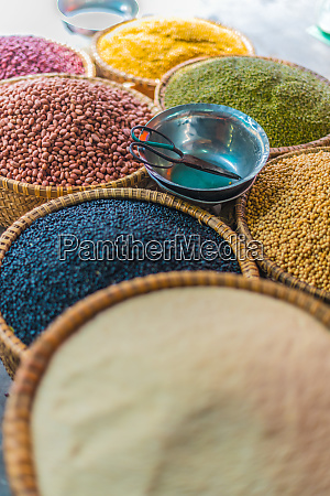 dried food products sold on the