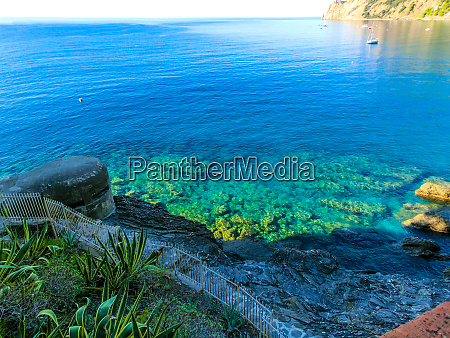 stone fortifications of monterosso al mare