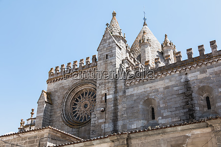 architectural detail of the cathedral cathedral