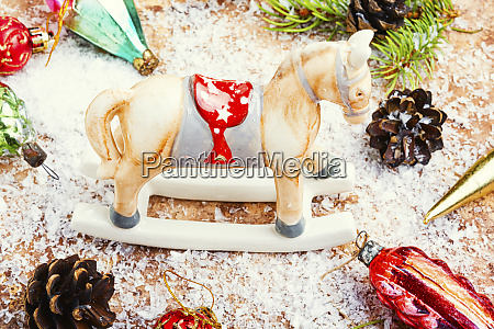 christmas vintage decorations