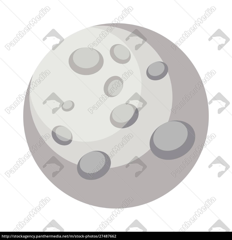 prosty, projekt, mercury, ilustracji, wektorowych, na - 27487662