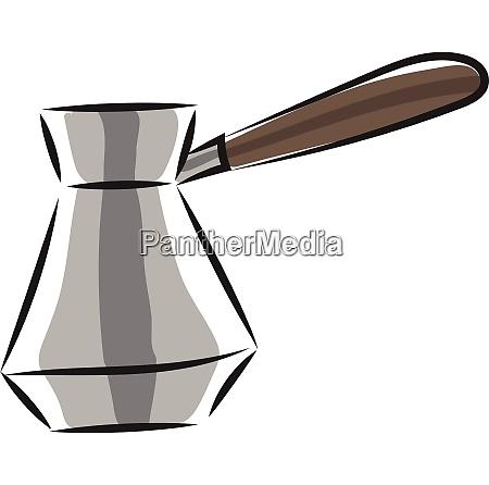 portrait of a coffee maker suitable