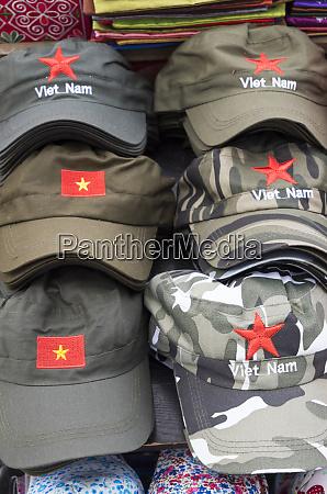 vietnam hanoi souvenir baseball caps