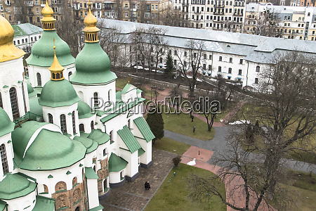 st sophia cathedral and monastery kiev