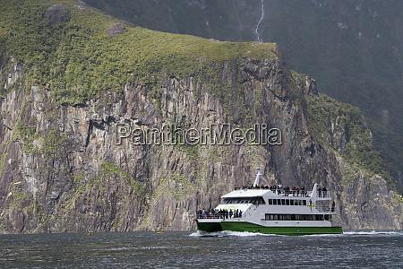 new zealand south island fiordland national