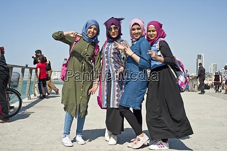 israel tel aviv four muslim teenager