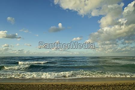 israel haifa beaches and mediterranean sea