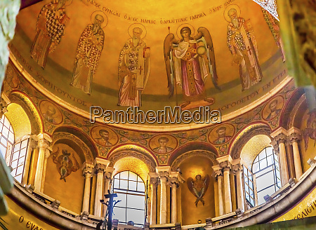 crusader church of the holy sepulchre