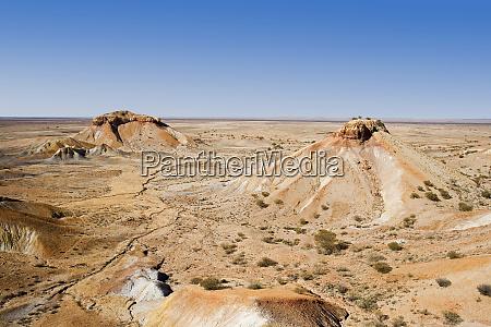 painted desert arkaringa near oodnadatta outback