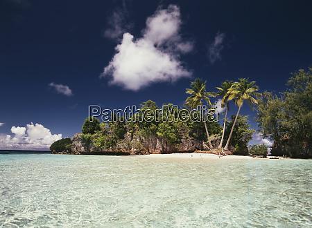 palau widok na wyspe honeymoon dostepne