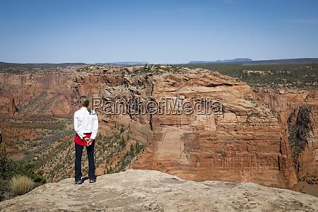 canyon de chelley arizona usa navajo
