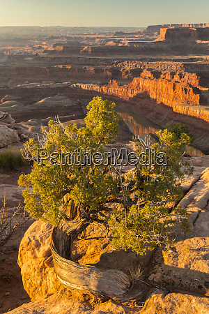 usa utah dead horse point state