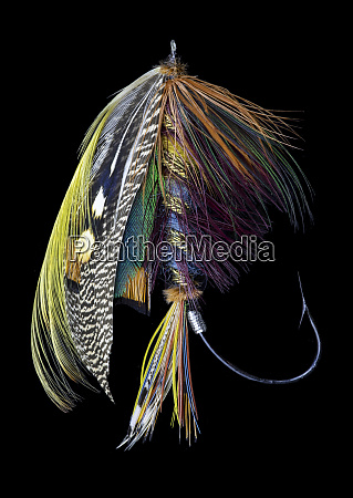 atlantic, salmon, fly, designs, 'blacker, ghost' - 27887915