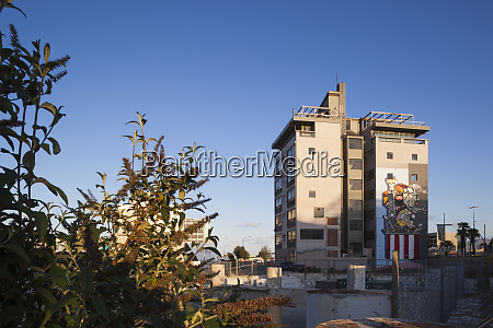 nowa zelandia wyspa poludniowa christchurch budynek