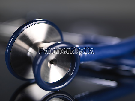 close-up, of, stethoscope, on, table - 28017252