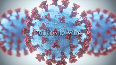 coronavirus infekcje drog oddechowych mutacja wirusow