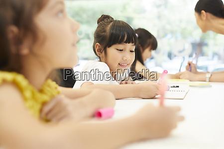 Życie, szkolne, dla, dzieci, w, wieku - 28103938